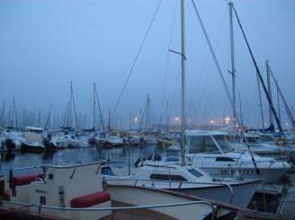 Port Bas Sablons dans la cousse