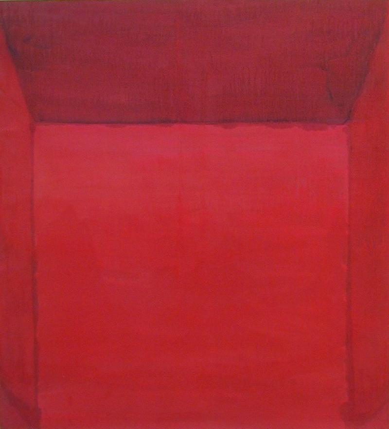 Paula Barr - Red Square