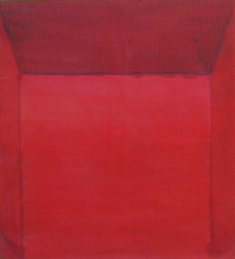 Paula Barr - Red Square
