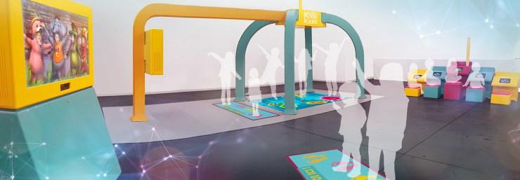 Aires_jeux_digitales_espaces_enfants_interactifs Kylii Kids