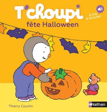 Tchoupi fête Halloween