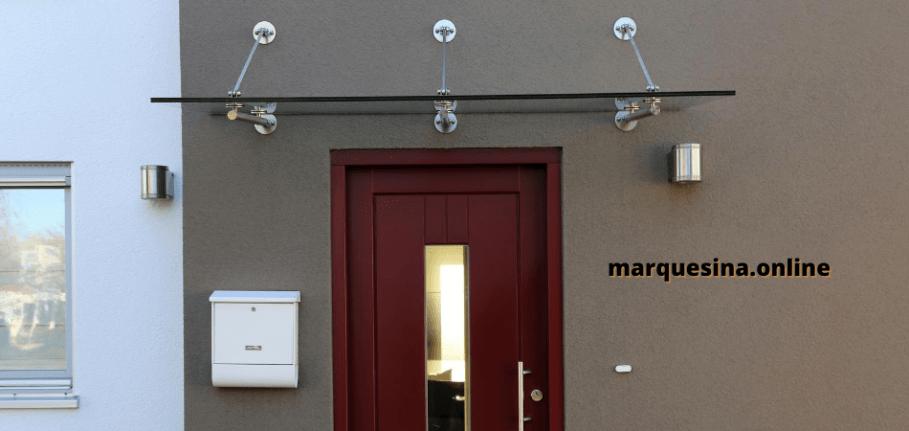 marquesinas para puertas