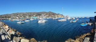 Catalina from the tender II