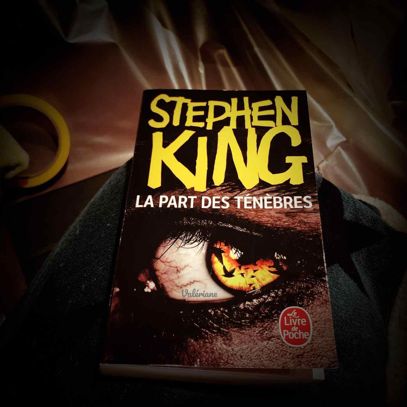 La Part Des Tenebres Stephen King Marque Ta Page