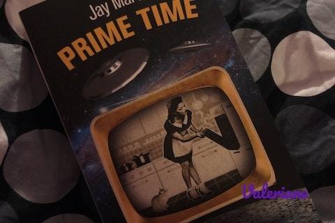 bannière du livre prime time de Jay martel