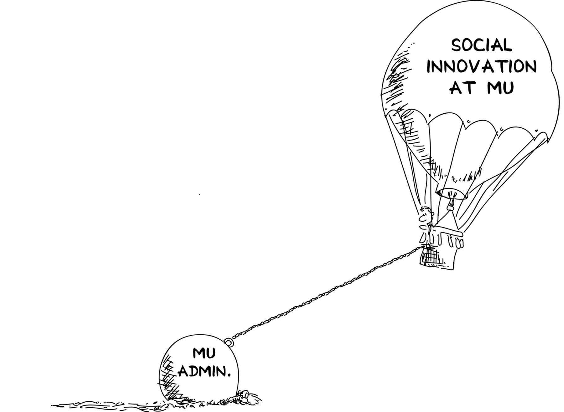 Marquette Wire : EDITORIAL: Social innovation crucial to