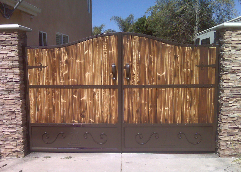 Image Result For Iron Gates And Fences