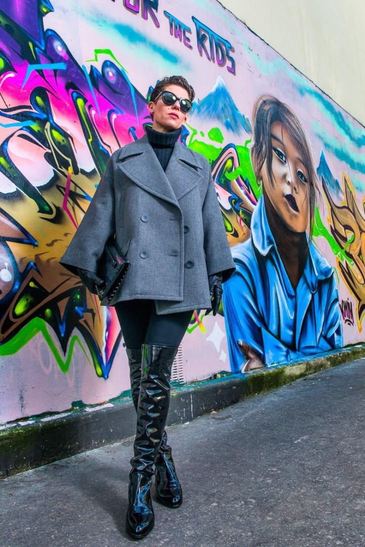 Marquis Paris - 2018 - Graffitis
