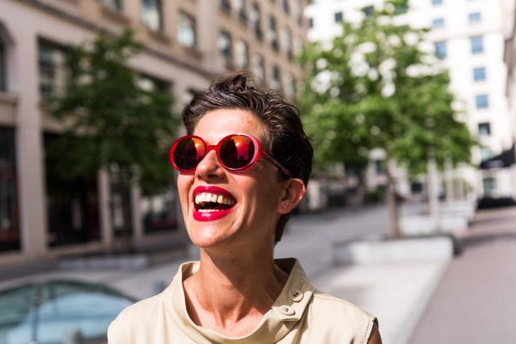 Marquis Paris - Fashion Paris - Juin 2017 - Pantalon rouge