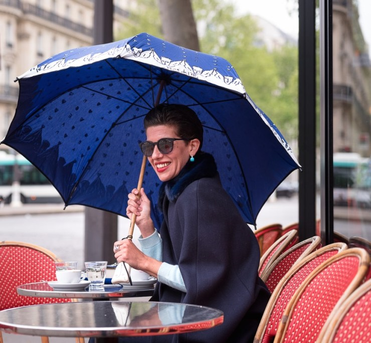 Marquis Paris - Fashion Terrasse Cafe Paris - Avril 2017