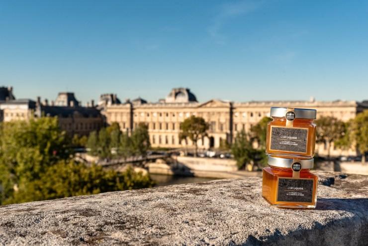 Marquis Paris - Sur les toits de la Monnaie de Paris