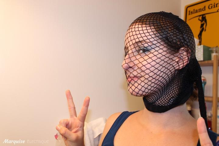 costume couture sirène mermaid