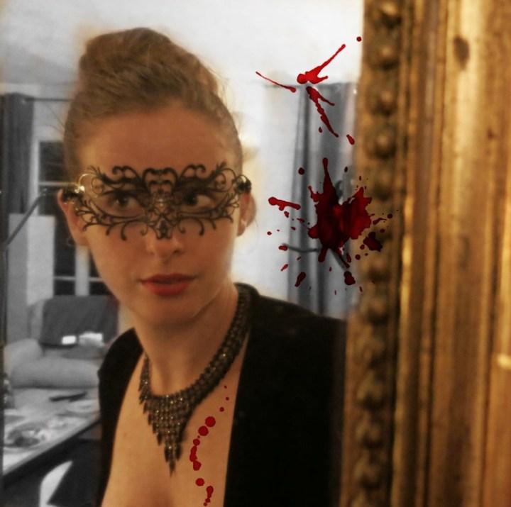 costume vampire halloween