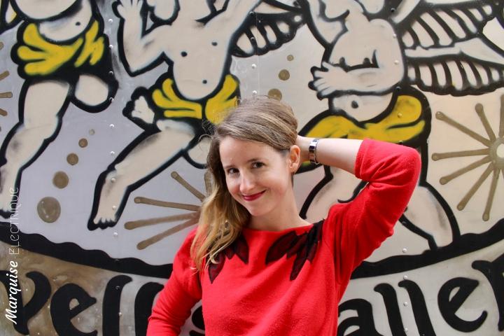 couture-pull-rouge-été