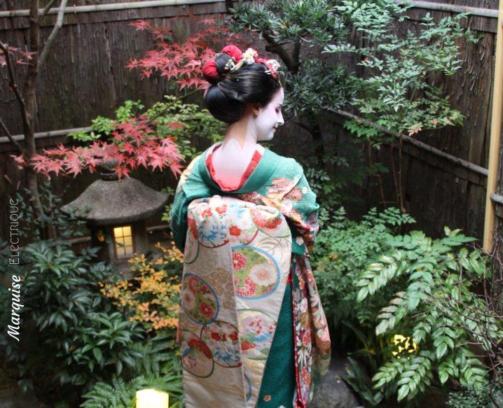 sewing geisha kyoto