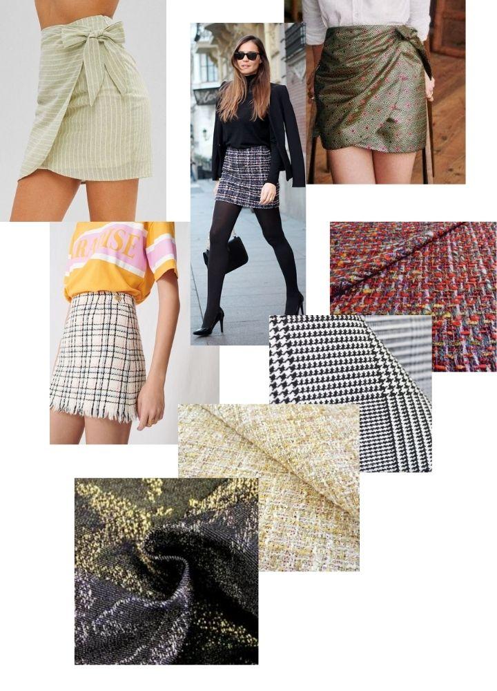 couture cours Barcelone apprendre débutant mini jupe apprendre débutant