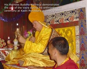 Sanat Buddha Maitreya Kumara
