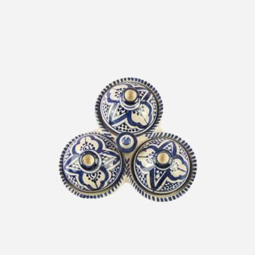 Tapas – Blå – 12 cm