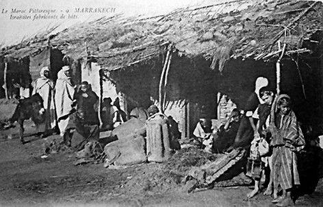 Israëlites fabricants de Bâts