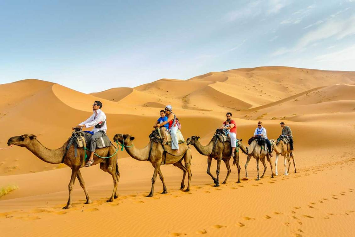 Desert tour from fes to marrakech