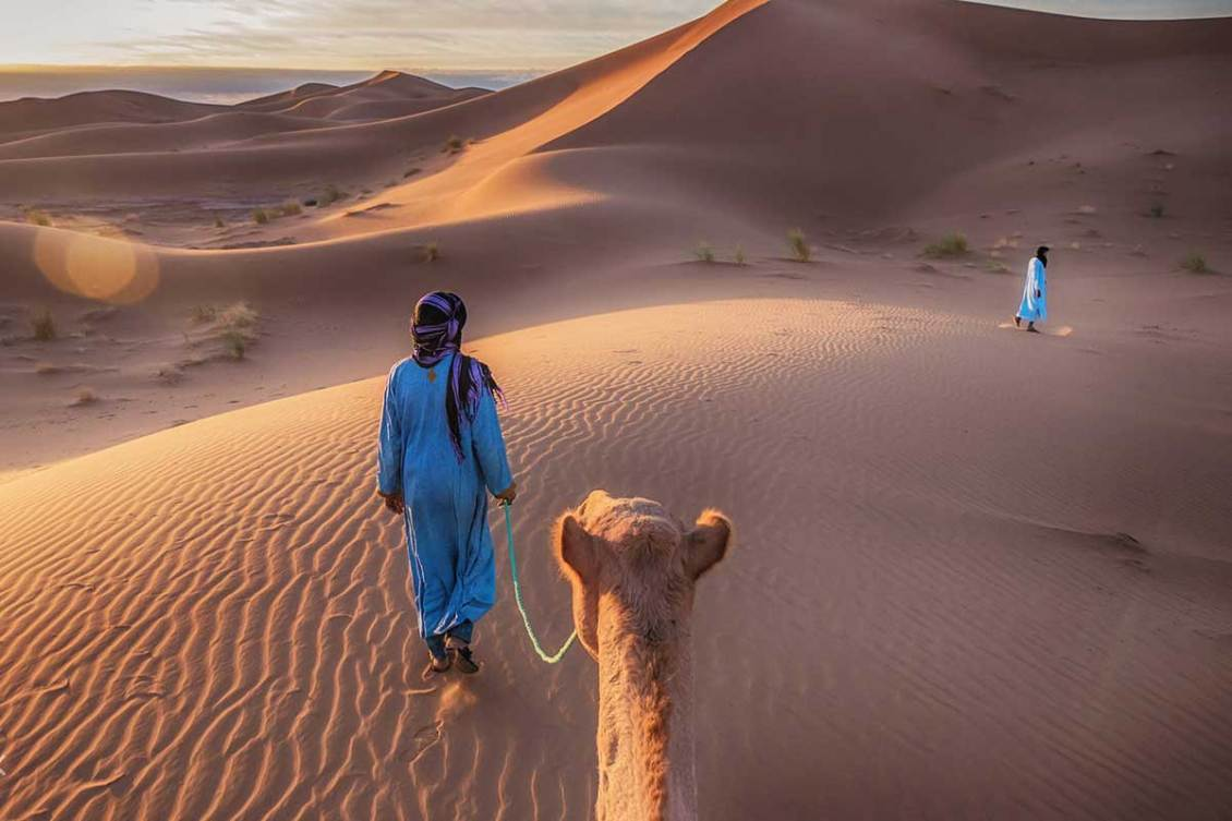 Marrakech to Merzouga 3 days desert tour from