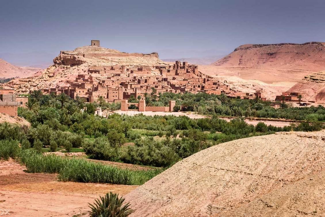 Desert tours from Marrakech to Merzouga