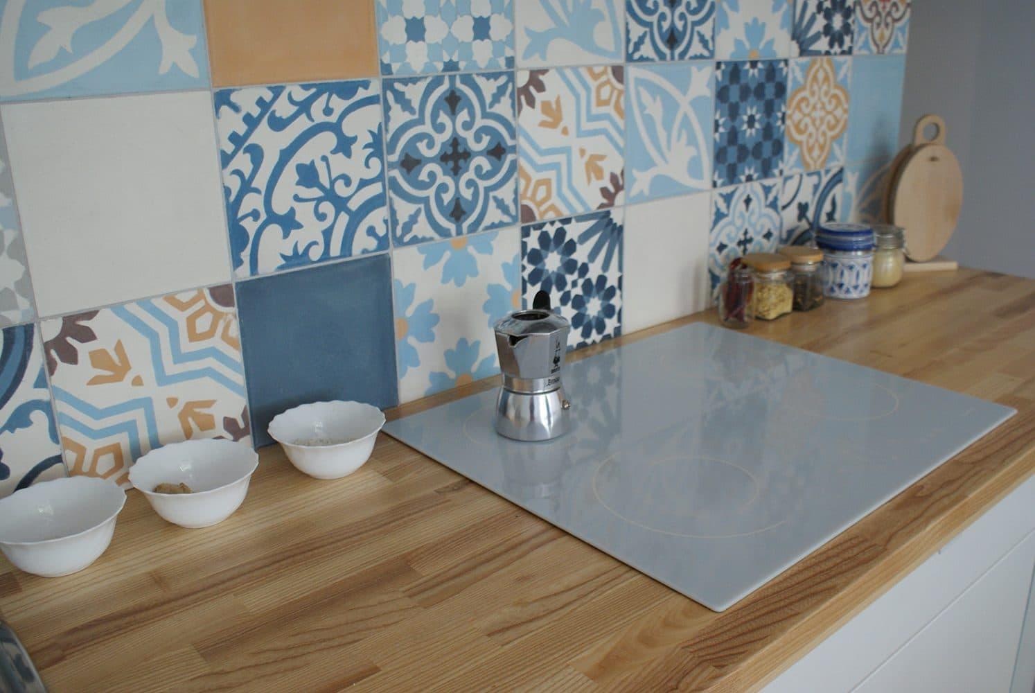 Fliesenspiegel Küche Patchwork Patchworkdecke Häkeln Anleitung Zum
