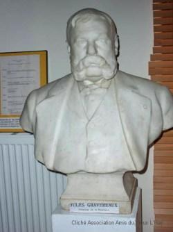 1914 Carillon, Rene - Buste de Jules Gravereaux apres restauration_wp