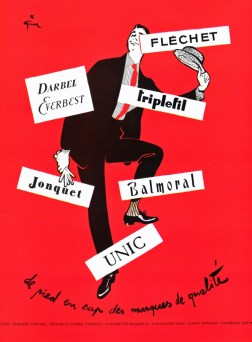 1953 Plaisir de France - Publicite Gruau p41_wp
