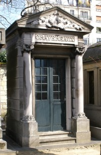 Montparnasse - Tombe Gravereaux (2009- 06_010c)_wp