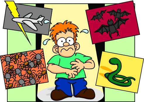 Image result for phobias