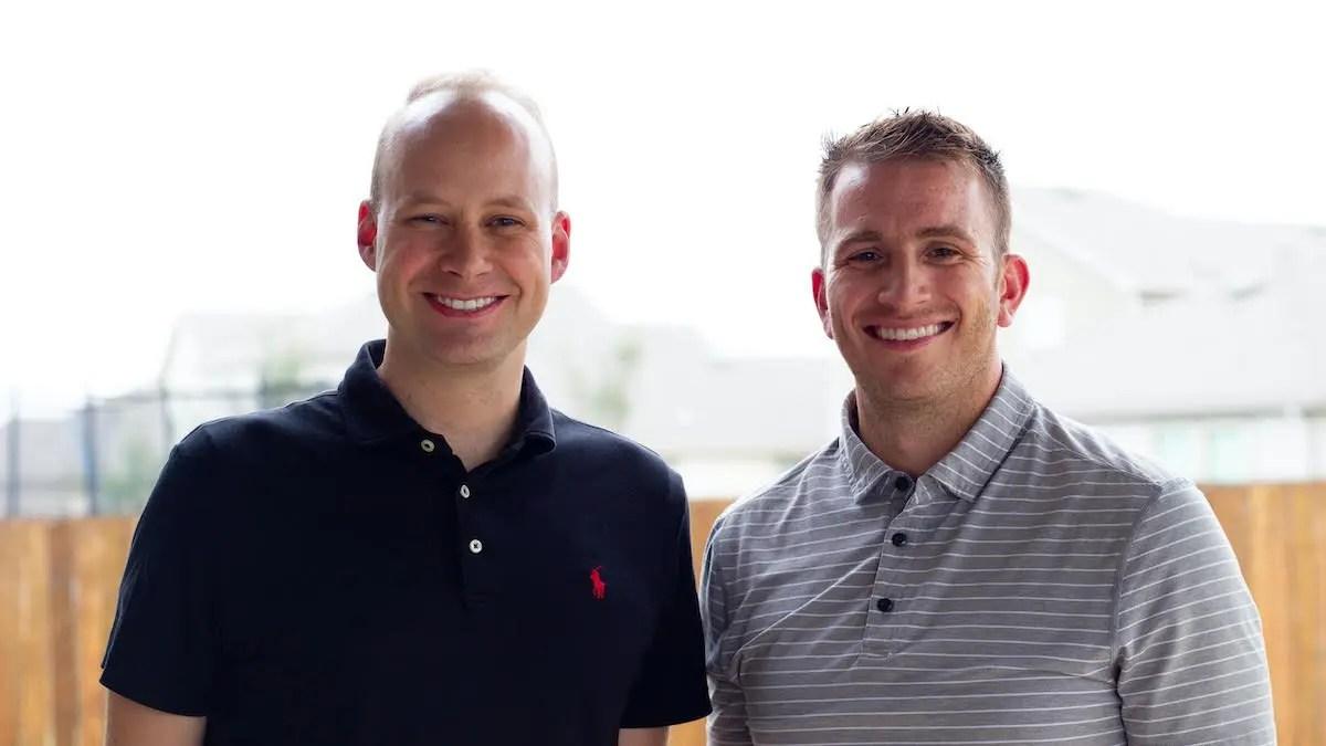 Jace Mattinson and Clark Sheffield
