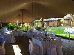 Function tented area 11