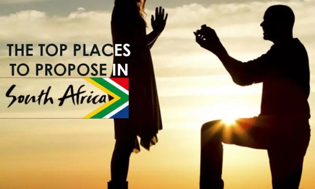 TOP PLACES TO PROPOSE IN SOUTH AFRICA