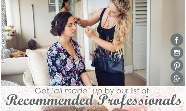 PICTURE-PERFECT HAIR & MAKE-UP