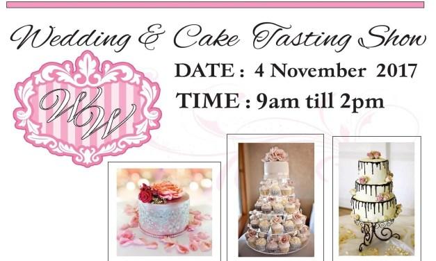 Wedding & Cake Tasting Show