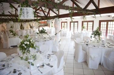 White venue