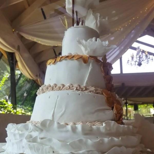 Wedding Cake Disaster – a true story