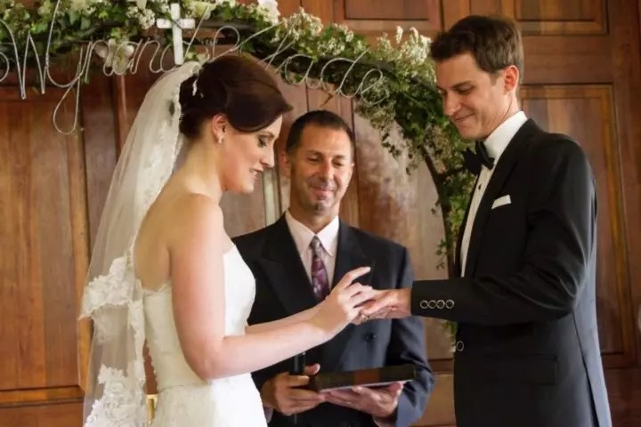 Jac Adamo Marriage Officer