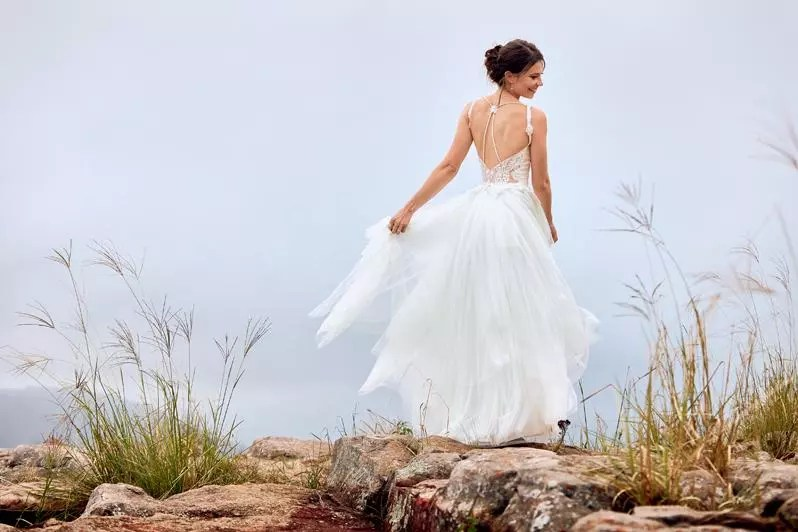 Selecting your Wedding Dress