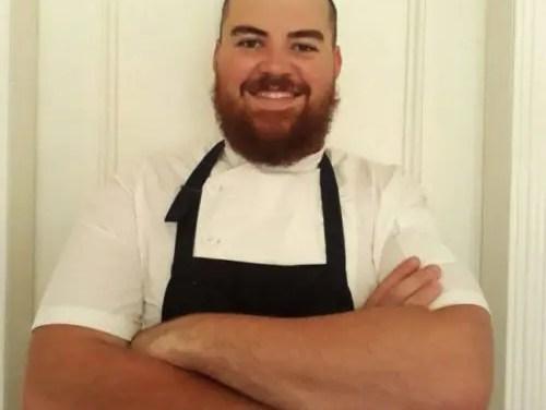 Chef Ryno Botha