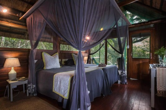 Kosi Forest Lodge Twin Room