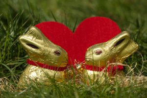 Chocolate Lindt Bunny anyone?