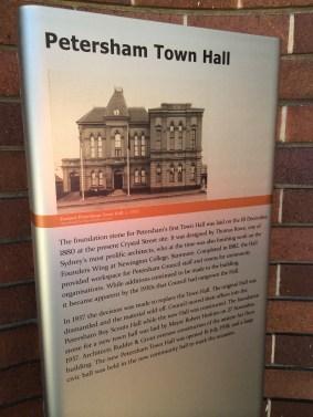 Petersham Town Hall