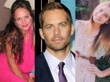 Meadow Rain, the gorgeous daughter of Paul Walker; Tragic ...