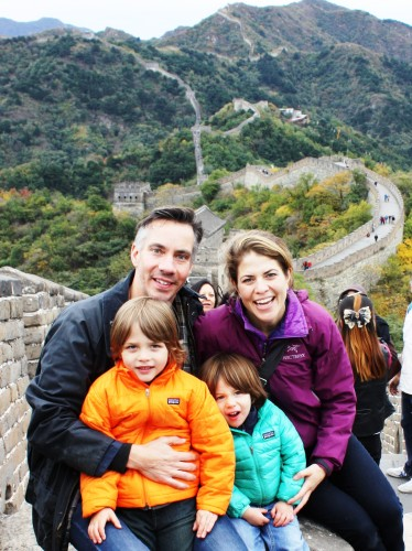 Jim Sciutto does the emergency delivery of his and his wifes second child Scroll down to know