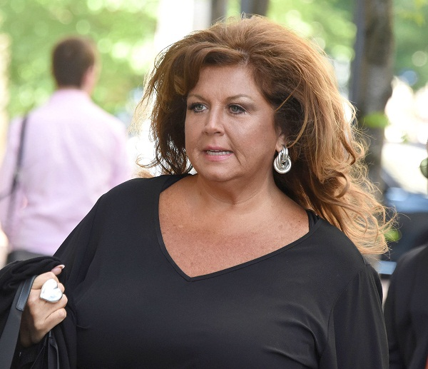 Health Update Abby Lee Millers nearfatal rare spinal