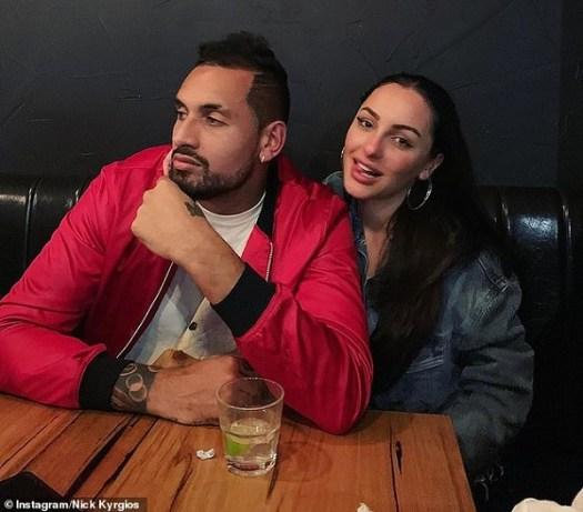 Chiara Passari Nick Kyrgios Girlfriend Age, Height ...