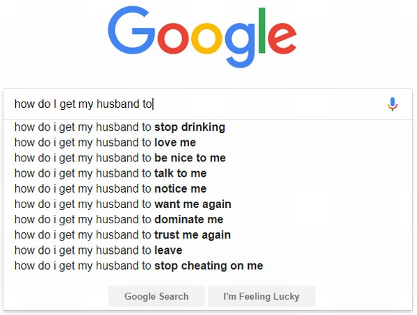 """How Do I Get My Wife To"" / ""How Do I Get My Husband To"" 10"