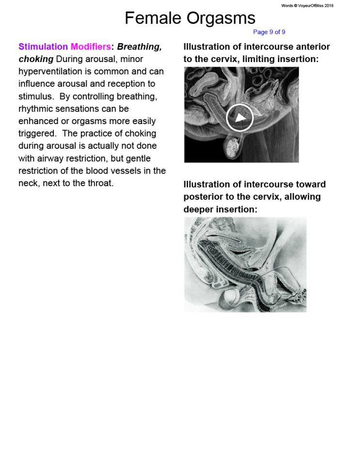 Female Orgasms 9